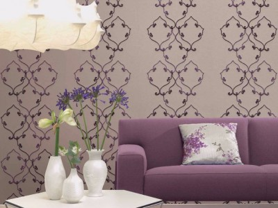 Обои Aquarelle Wallcoverings Amira
