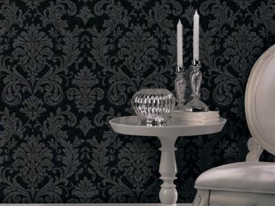 Обои Tiffany Design Black Pearl