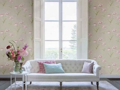 Обои Aquarelle Wallcoverings Jaipur