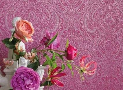 Обои Aquarelle Wallcoverings Jaipur