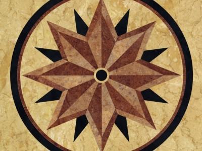 Мозаика (Клеевая плитка ПВХ)