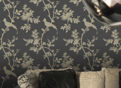 Обои Aquarelle Wallcoverings Milano